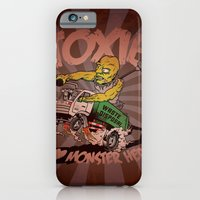 iPhone & iPod Case featuring I (HEART) MONSTER HERO by Andy Hunt