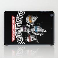 Brilliant Mind Ninja Sci… iPad Case