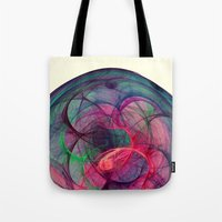 Phantom Heart Nebula I Tote Bag