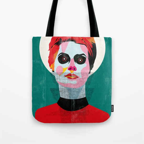 girl_131113 Tote Bag