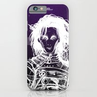 iPhone & iPod Case featuring シザーハンズ by Olives Lo