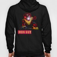 iron guy Hoody