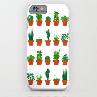 Small Plants iPhone 6 Slim Case