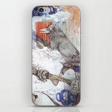 Beardless Woods iPhone & iPod Skin
