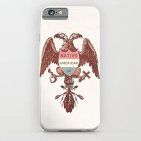 native american iPhone & iPod Cases featuring Native American  by Gregg Andrew