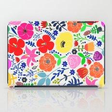 Flower Garden iPad Case