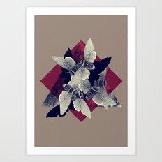 SCHMETTERDING Art Print