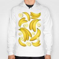 Banana Fruity Pattern  Hoody