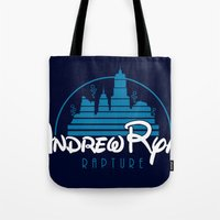 Andrew Ryan - Rapture Tote Bag