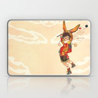 The Land Of The Rising Z… Laptop & iPad Skin