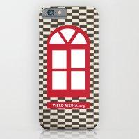 Red Window iPhone 6 Slim Case