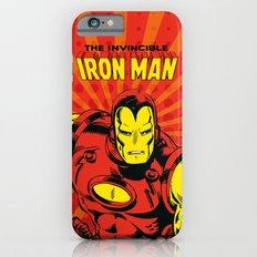IronMan 2 Slim Case iPhone 6s