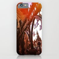 iPhone & iPod Case featuring 'PARLIAMENT' by Dwayne Brown