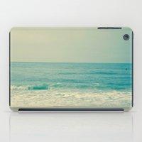 Blue H20 iPad Case