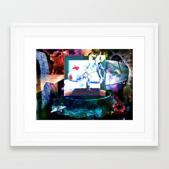 Xosyp Framed Art Print