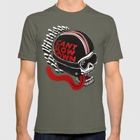 Can't Slow Down Mens Fitted Tee Lieutenant SMALL