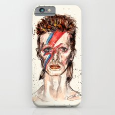 Bowie Inspired David Slim Case iPhone 6s