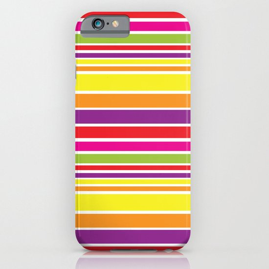 sunshine stripe iPhone & iPod Case