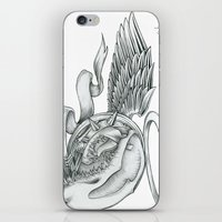 Klevra Peralta iPhone & iPod Skin