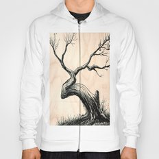 Tree in Bloom  Hoody