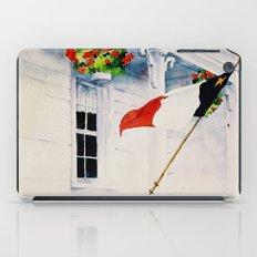 Fierté Acadienne iPad Case