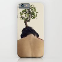 iPhone & iPod Case featuring Bonsai by Irene Miravete
