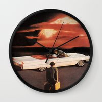 Drive It All Over Me (Ho… Wall Clock