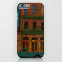 iPhone & iPod Case featuring The Visitor by Megs stuff...