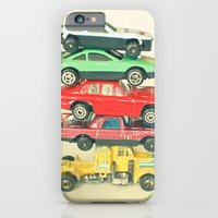 iPhone & iPod Case featuring Pile Up by Cassia Beck