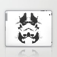 Stormtrooper Rorschach Laptop & iPad Skin