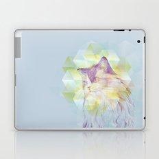 Techno - chat Laptop & iPad Skin