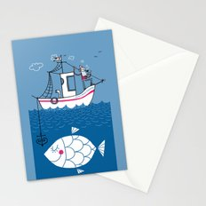 Love Boat Captain Stationery Cards
