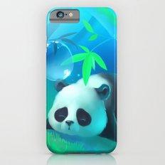 Bamboo Panda Slim Case iPhone 6s