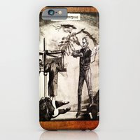 Whipping Corpses 1 iPhone 6 Slim Case