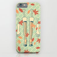 iPhone & iPod Case featuring fall by freshinkstain