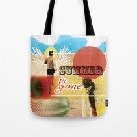 Summer is Gone Tote Bag