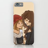 iPhone & iPod Case featuring Nothing Gold by Rosketch