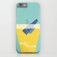 iPhone & iPod Case featuring Save the Ales by Krist Norsworthy