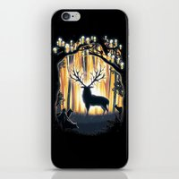 Master Of The Forest iPhone & iPod Skin