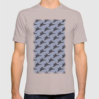 Avro Vulcan Bomber Mens Fitted Tee Cinder SMALL