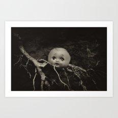 Lost Forever Art Print