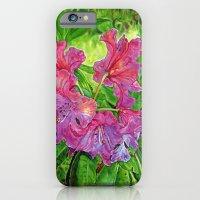Pink Rhodo iPhone 6 Slim Case