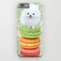 iPhone & iPod Case featuring Mt. Macarone by C...