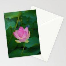Lotus Blossom Flower 28 Stationery Cards