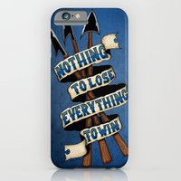 iPhone & iPod Case featuring Nothing To Lose by greckler