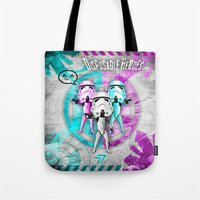 Star Wars Disposable Heroes! Tote Bag