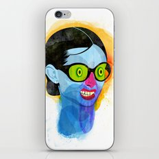 Fussy iPhone & iPod Skin