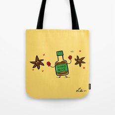 Soy Sauce & Anise Tote Bag