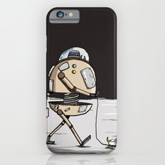 On the moon 1 iPhone 6 Slim Case