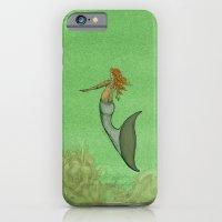 The Golden Mermaid iPhone 6 Slim Case